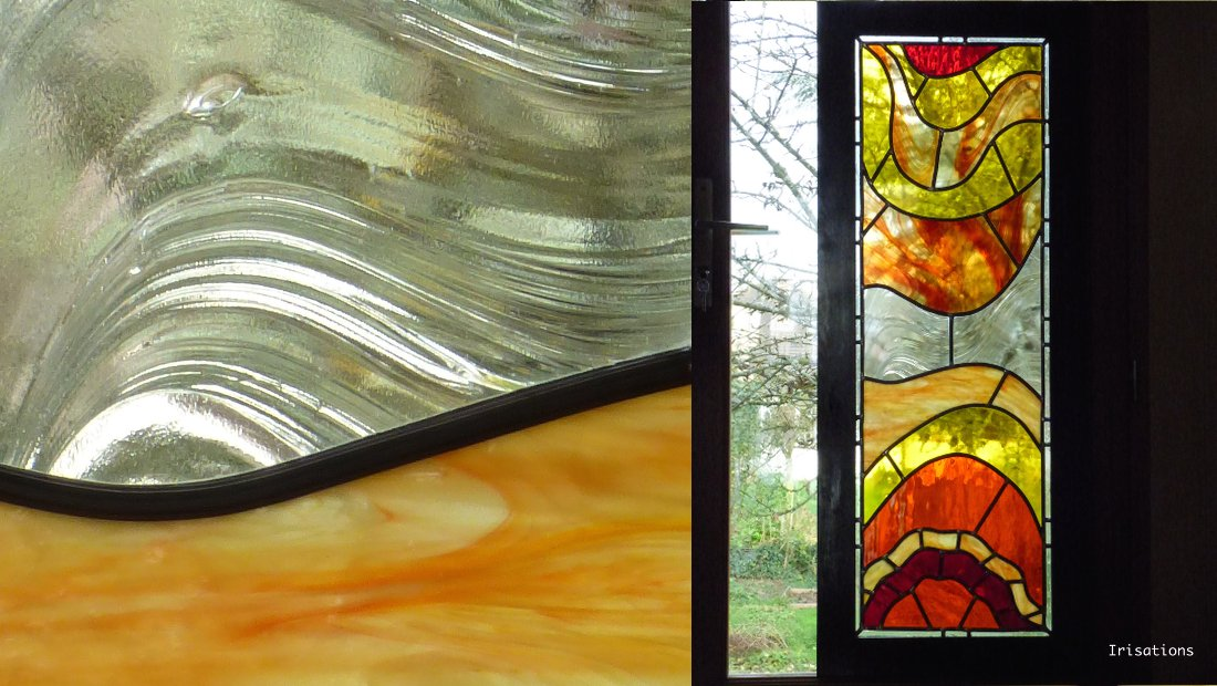 Interior design. Stained glass. Stained glass window.Contemporary design. Stained glass design. design Ysania peintures de lumiere. stained glass project. modern stained glass.contemporary stained glass. creation design. Decor design homedecor.